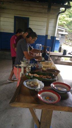 Area de Conservacion Guanacaste, Kosta Rika: Comida tradicional