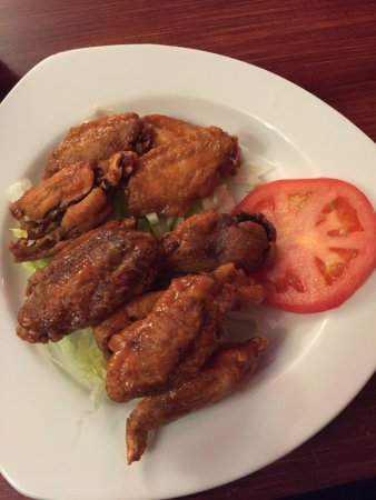 Prince George, Kanada: Chicken Wings (Nov 2015)