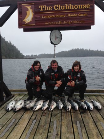Haida gwaii queen charlotte islands pictures traveller for West coast fishing club