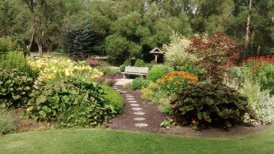 Vernon, Canadá: a quiet place to sit