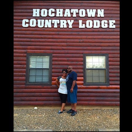 Hochatown Country Lodge: Fun time