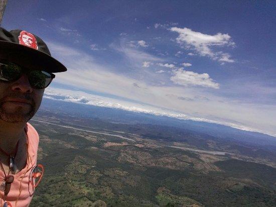 Mirador De La Piedra Capira: arriesgando la vida para esta foto