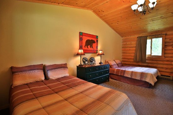 Melrose, MT: guest room