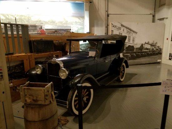 Yukon Transportation Museum: 20160909_124739_large.jpg