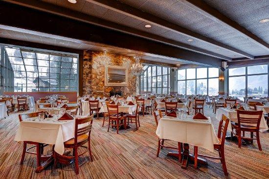 Alta, Utah: GMD Dining Room