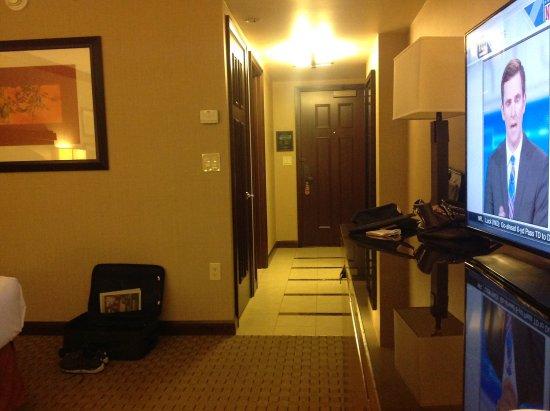 Ameristar Casino Resort Spa Black Hawk: Clean and modern