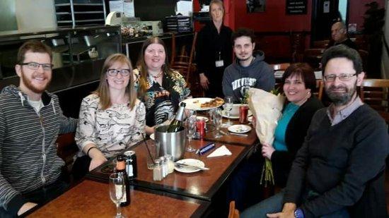 Glenelg, Australia: Birthday lunch
