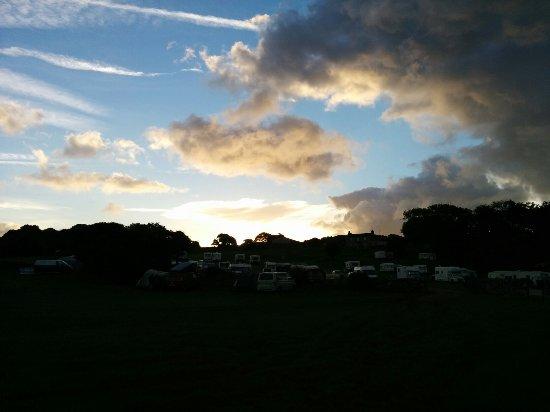 Silverdale, UK: Gibraltar Farm Campsite
