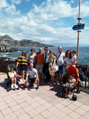 Galatechautoservizi : Gruppo maltese 4 giorni a taormina Dal 8 al 11 Settembre 2016