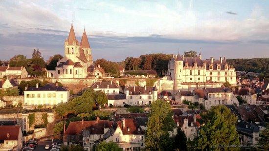 Thure, ฝรั่งเศส: Take off ! face à la Maison de l'Argentier du Roy - Chambres d'hôtes à Loches - Chateaux de la L