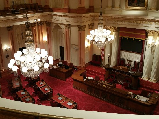 California State Capitol and Museum : 20160911_135127_large.jpg