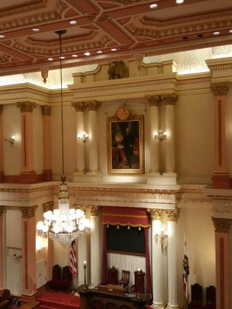California State Capitol and Museum : 20160911_135155_large.jpg