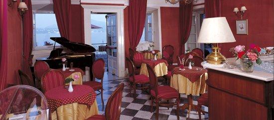 Cannero Riviera, Italy: Bar
