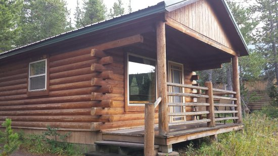 GREAT CABIN! Be certain about location