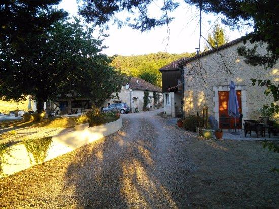 Montagrier, Francia: Entrance