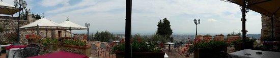 Montefollonico, Italia: Panorama