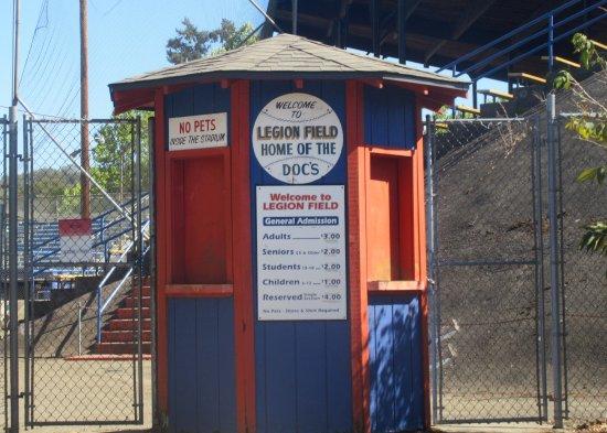 Legion Field, Stewart Park, Roseburg, Oregon