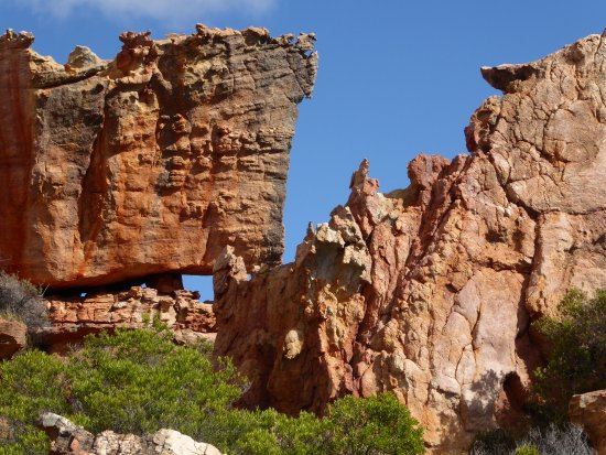 Cederberg, Zuid-Afrika: Worth the effort to go see these amazing rock formations