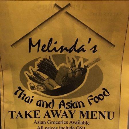 Warana, Australia: Try Melinda's!