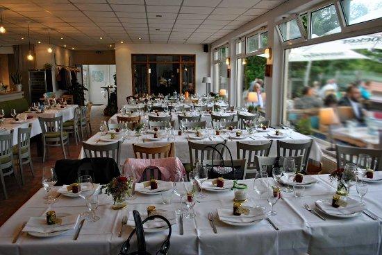 Wunderbare Location Fur Eine Hochzeitsfeier Tolles Buffet