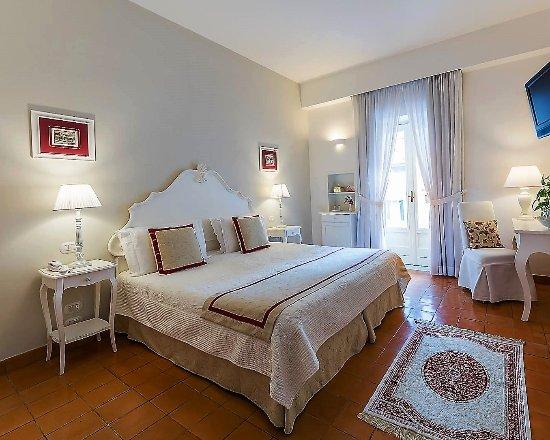 Villa Romana Hotel: camera classic
