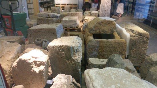 Fishbourne Roman Palace: Relics