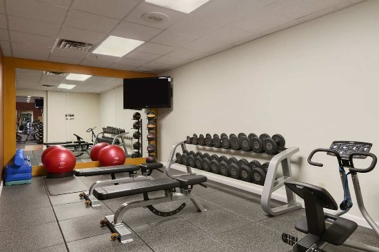 Wayne, Pensilvania: Fitness Center - Free Weights
