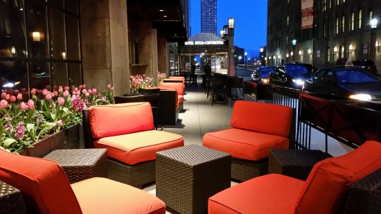 InterContinental Chicago: Bar and Lounge