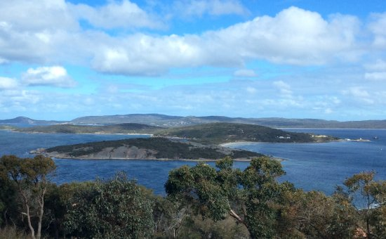 Albany, Australien: Good view from National Anzac Centre