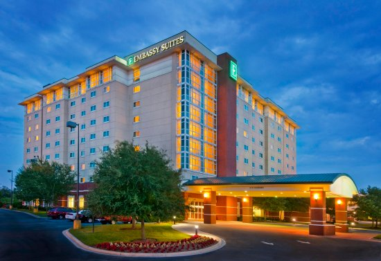 Embassy Suites by Hilton North Charleston - Airport/Hotel & Convention: Welcome to the Embassy Suites Charleston Area Convention Center!