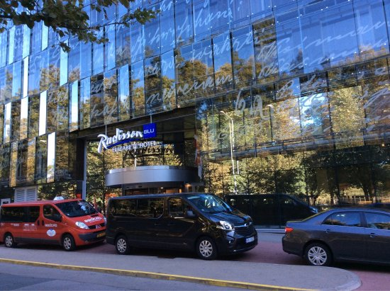 Radisson Blu Elizabete Hotel: photo0.jpg