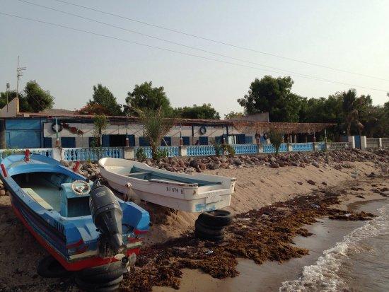 Jolies chambres au calme et bord de mer