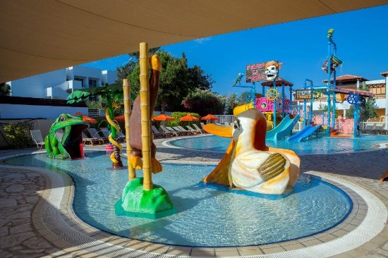 Atlantica Aeneas Hotel: Children's Splash Pool