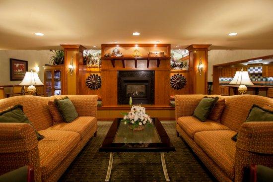 Audubon, Pensilvanya: Lobby Seating