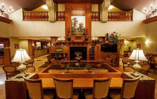 Audubon, Pensilvanya: Lobby Seating Area