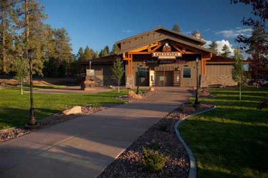 Bryce Canyon City, UT: Ebenezer's Barn & Grill