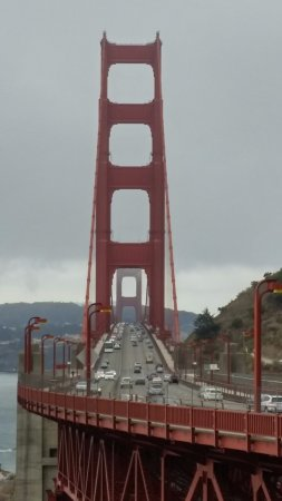 Napa Valley Wine Country Tours: Golden Gate