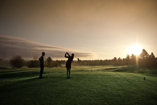 Sunriver Resort: Sunriver Golf