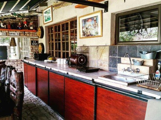 Tsumeb, Namibia: Kitchen