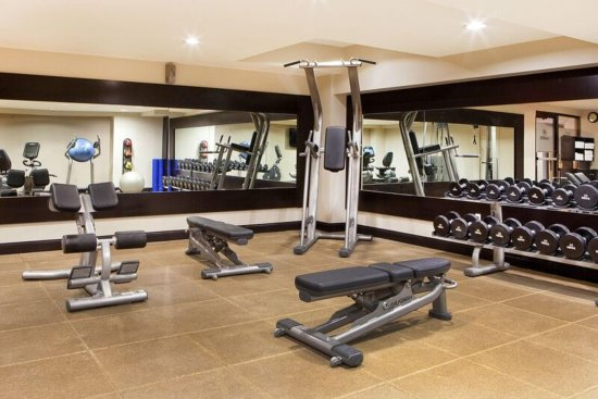Woodcliff Lake, NJ: Fitness Center Weights