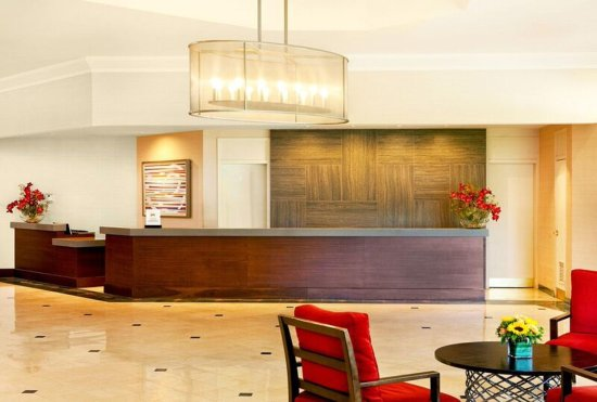 Woodcliff Lake, NJ: Reception Area