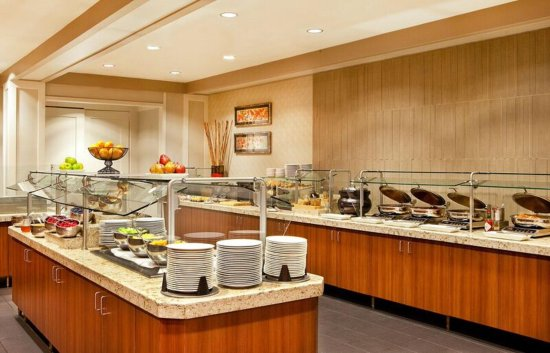Woodcliff Lake, NJ: Restaurant Buffet