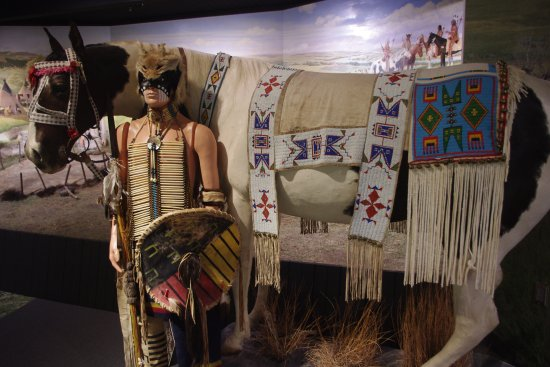 Akta Lakota Museum: L'interno del museo