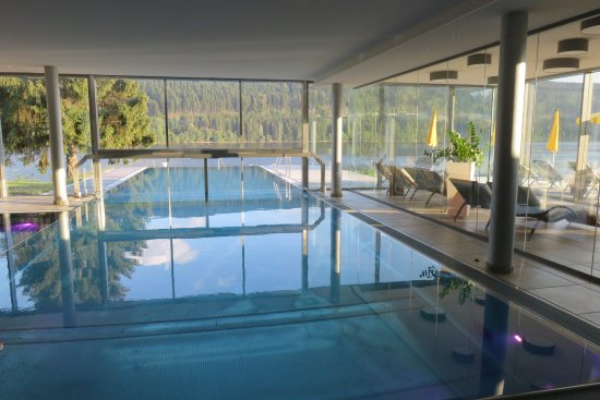 Piscine bild von seehotel wiesler titisee neustadt for Titisee piscine
