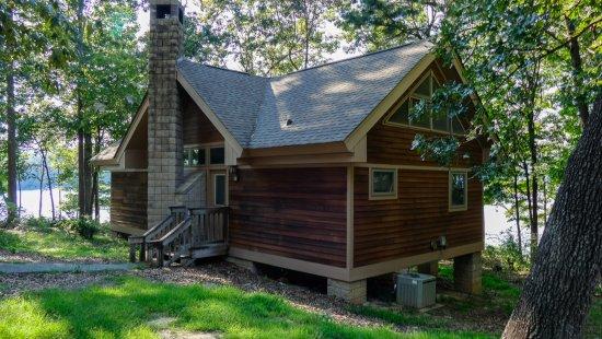 Devils Fork State Park: Villa Nr. 13