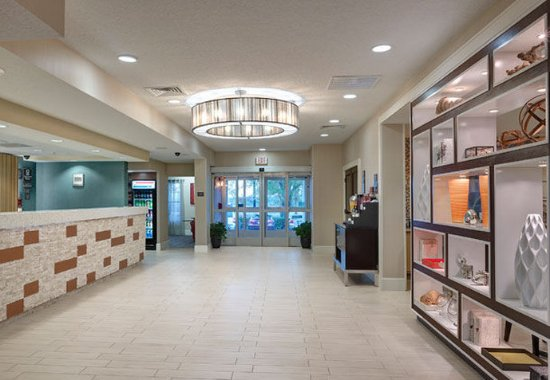 Residence Inn Orlando Convention Center: Lobby