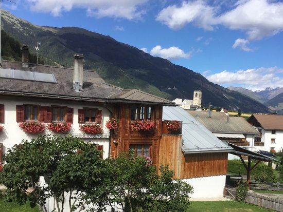 Mustair, Ελβετία: Blick Richtung Süden