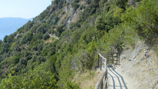 Trail 2: Wandeling langs de kust