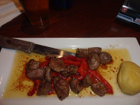 Great Baraboo Brewing Co.: Steak tips