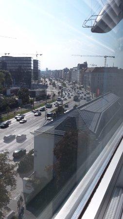 Hotel Daniel Vienna: Blick vom Zimmer